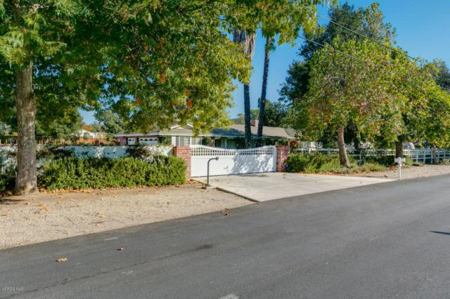 202 Boardman Road, Ojai, CA 93023 (#218014157) :: TruLine Realty
