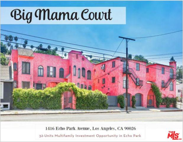 1416 Echo Park Avenue, Los Angeles (City), CA 90026 (#18408116) :: TruLine Realty