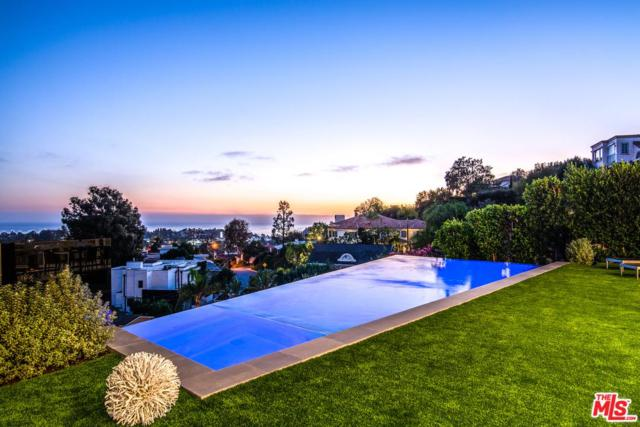 1337 Monument Street, Pacific Palisades, CA 90272 (#18408154) :: TruLine Realty