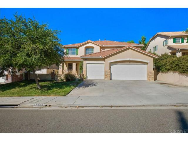 25611 Hood Way, Stevenson Ranch, CA 91381 (#SR18274424) :: Paris and Connor MacIvor