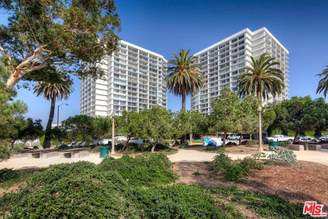201 Ocean Avenue 504B, Santa Monica, CA 90402 (#18407822) :: The Fineman Suarez Team