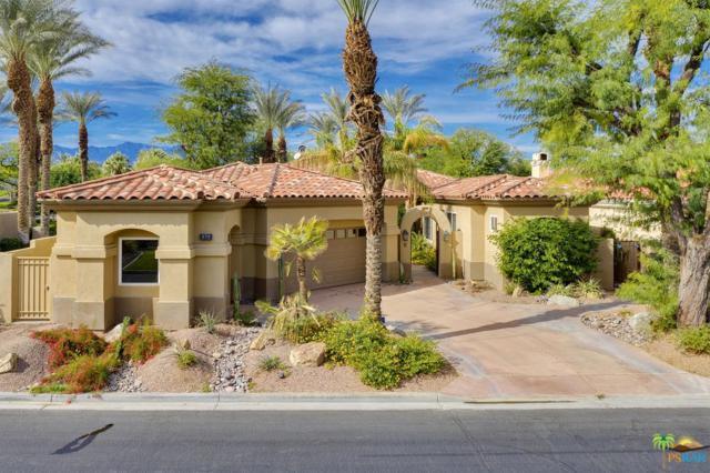 575 Indian Ridge Drive, Palm Desert, CA 92211 (#18408352PS) :: The Fineman Suarez Team