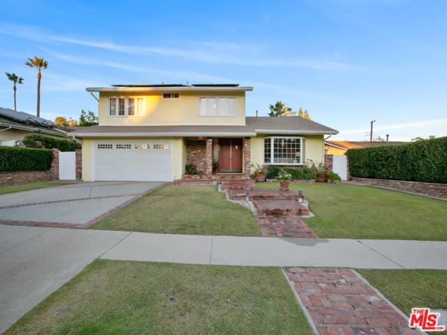 11140 Yolanda Avenue, Northridge, CA 91326 (#18408124) :: The Fineman Suarez Team