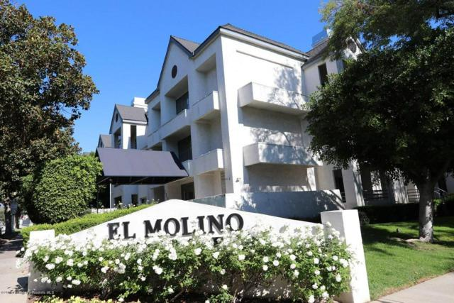 300 N El Molino Avenue #120, Pasadena, CA 91101 (#818005558) :: The Parsons Team