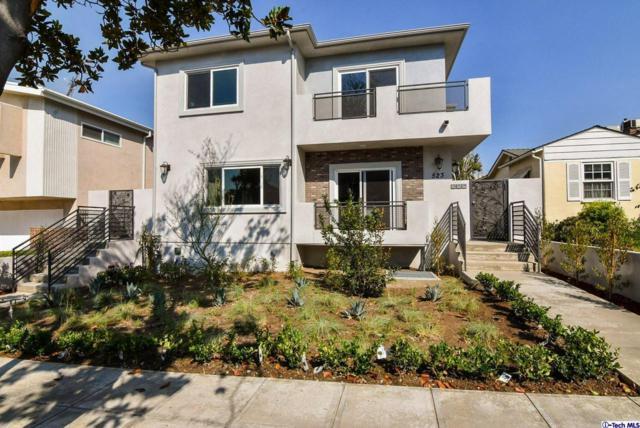 523 E Cedar Avenue #102, Burbank, CA 91501 (#318004685) :: Fred Howard Real Estate Team