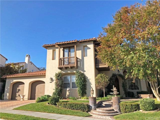 27011 Mirasol Street, Valencia, CA 91355 (#SR18276958) :: Paris and Connor MacIvor