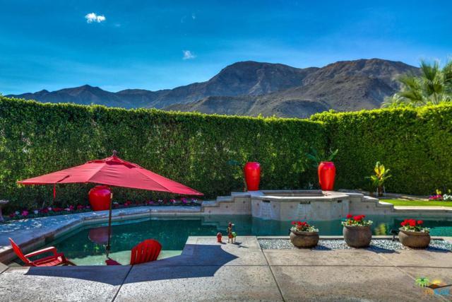 11 Ridgeline Way, Rancho Mirage, CA 92270 (#18409530PS) :: Paris and Connor MacIvor