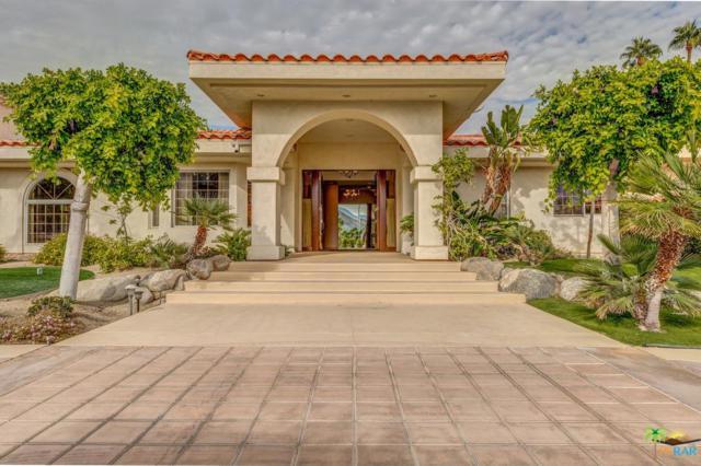 594 W Stevens Road, Palm Springs, CA 92262 (#18403232PS) :: Paris and Connor MacIvor