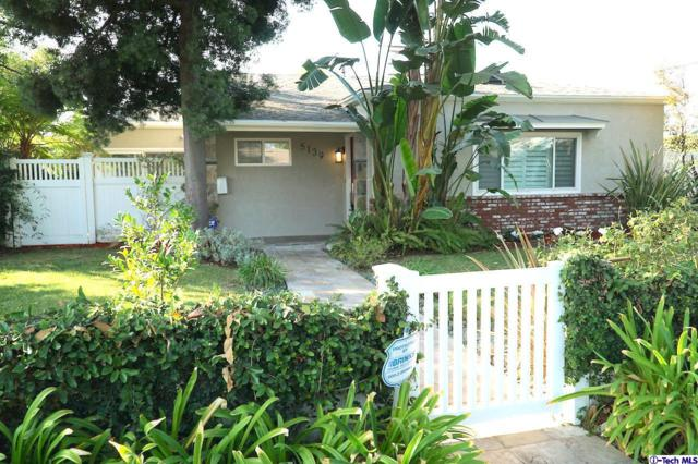 5139 Strohm Avenue, North Hollywood, CA 91601 (#318004744) :: TruLine Realty