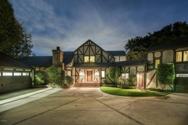 6211 Fairview Place, Agoura Hills, CA 91301 (#218014515) :: Lydia Gable Realty Group