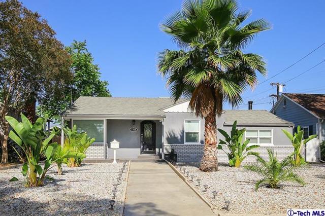1320 N Catalina Street, Burbank, CA 91505 (#318004786) :: Fred Howard Real Estate Team
