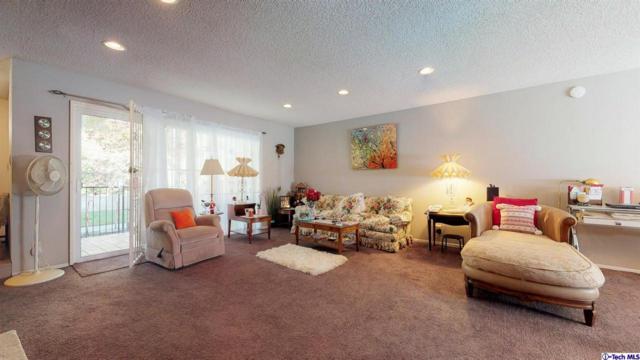 8038 Via Pompeii, Burbank, CA 91504 (#318004789) :: Fred Howard Real Estate Team