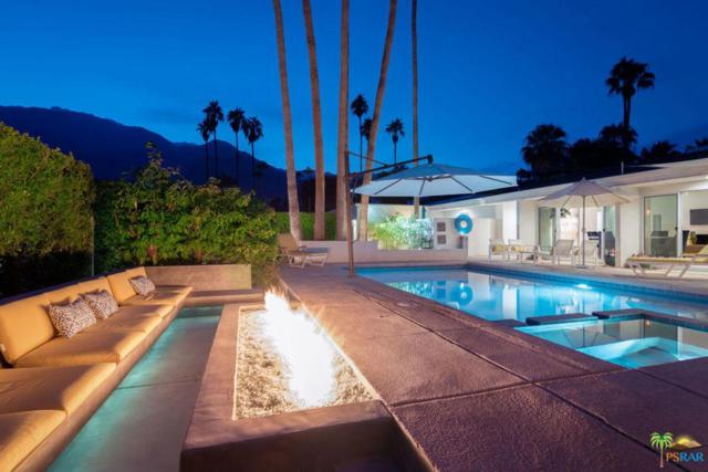 338 Vereda Norte, Palm Springs, CA 92262 (#18411372PS) :: Fred Howard Real Estate Team