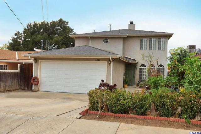 10663 Mather Avenue, Sunland, CA 91040 (#318004822) :: The Real Estate Offices of Talbot and Watson