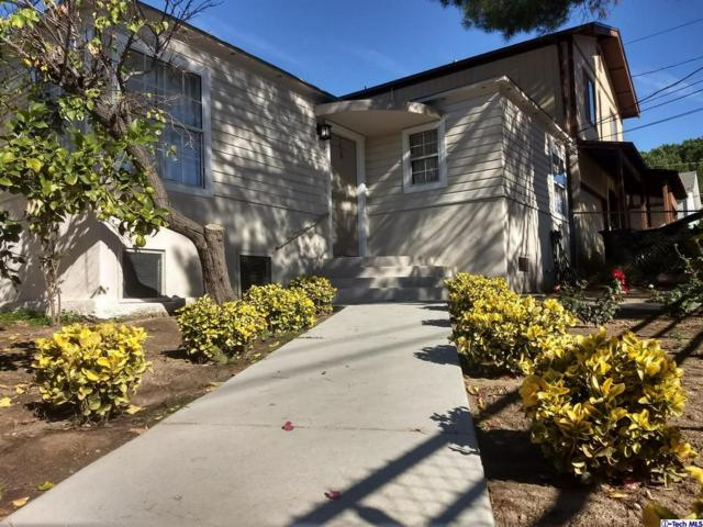 6857 Quinton Lane, Los Angeles (City), CA 91042 (#318004835) :: The Real Estate Offices of Talbot and Watson