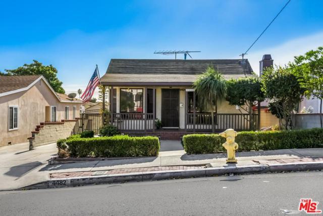 4482 W 135TH Street, Hawthorne, CA 90250 (#18412142) :: Fred Howard Real Estate Team