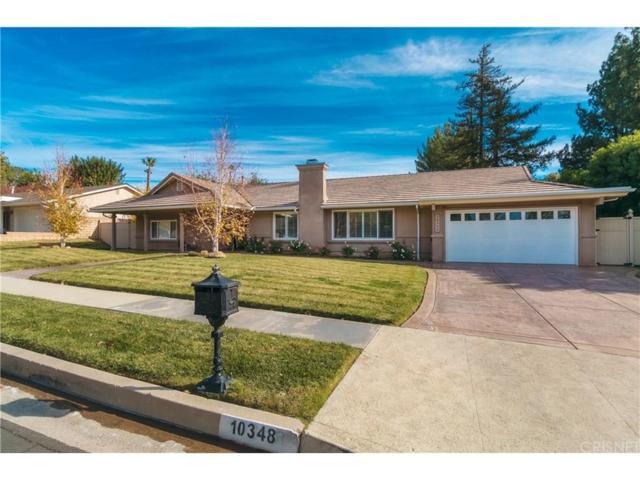 10348 Laramie Avenue, Chatsworth, CA 91311 (#SR18284789) :: Paris and Connor MacIvor