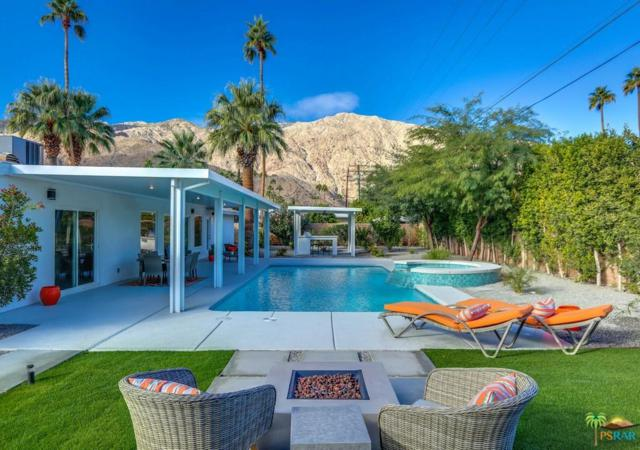 832 E Mesquite Avenue, Palm Springs, CA 92264 (#18412888PS) :: Fred Howard Real Estate Team