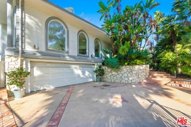 1043 Loma Vista Drive, Beverly Hills, CA 90210 (#18399186) :: The Fineman Suarez Team