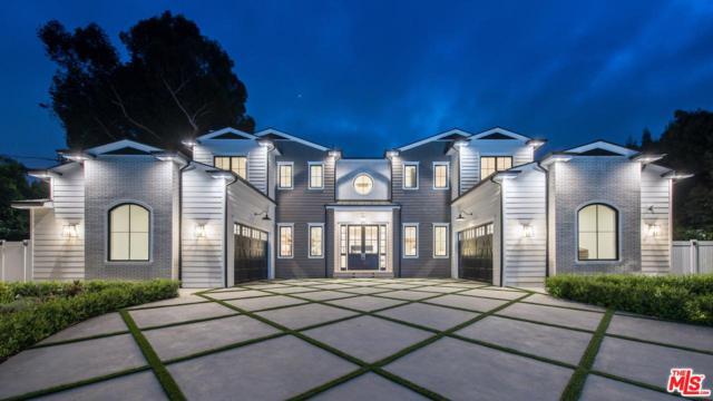 107 N Cliffwood Avenue, Los Angeles (City), CA 90049 (#18413528) :: PLG Estates