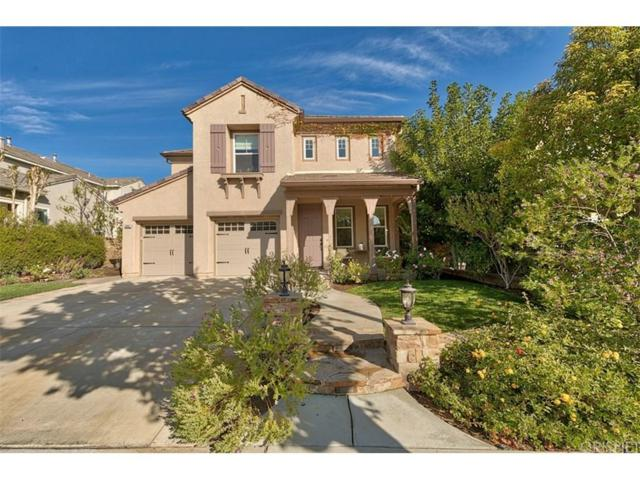 26932 Peppertree Drive, Valencia, CA 91381 (#SR18285988) :: The Real Estate Offices of Talbot and Watson
