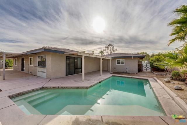 2300 E Del Lago Road, Palm Springs, CA 92262 (#18413024PS) :: Fred Howard Real Estate Team
