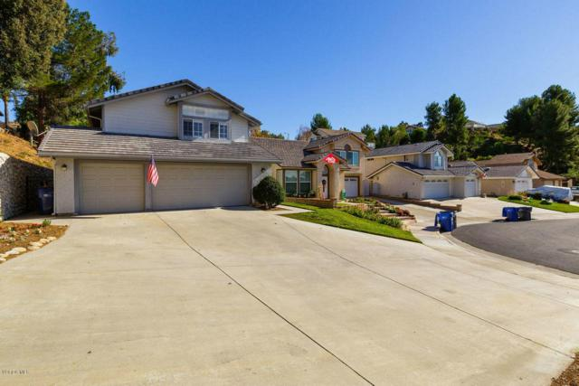 27672 Taryn Drive, Saugus, CA 91350 (#218014807) :: The Real Estate Offices of Talbot and Watson