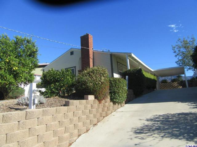 10708 Sable Avenue, Sunland, CA 91040 (#318004858) :: The Real Estate Offices of Talbot and Watson