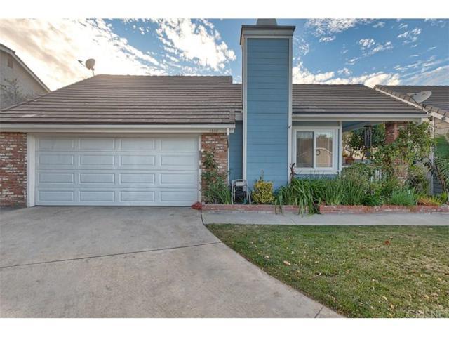 25801 Espinoza Drive, Valencia, CA 91355 (#SR18284304) :: Paris and Connor MacIvor