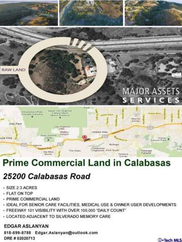 25200 Calabasas Road, Calabasas, CA 91302 (#318004905) :: Lydia Gable Realty Group