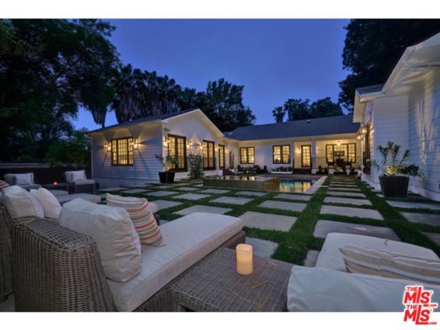 11902 Laurel Hills Road, Studio City, CA 91604 (#18410594) :: Golden Palm Properties