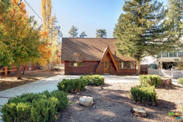 268 Oriole Drive, Big Bear, CA 92315 (#18413874PS) :: TruLine Realty