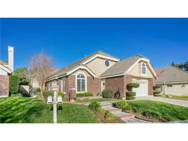 26029 Tourelle Place, Valencia, CA 91355 (#SR18287088) :: The Real Estate Offices of Talbot and Watson