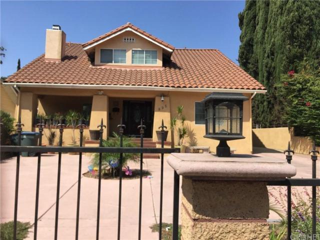 895 N Los Robles Avenue, Pasadena, CA 91104 (#SR18226299) :: Golden Palm Properties