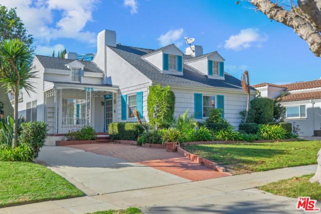 325 S Linden Drive, Beverly Hills, CA 90212 (#18413386) :: The Fineman Suarez Team