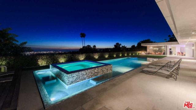 521 Chalette Drive, Beverly Hills, CA 90210 (#18414038) :: The Fineman Suarez Team