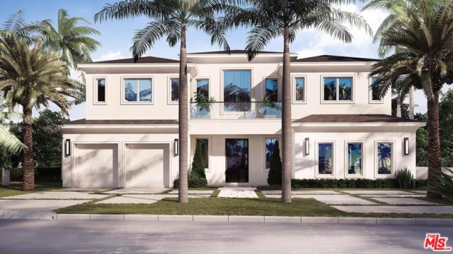 623 N Rexford Drive, Beverly Hills, CA 90210 (#18403308) :: The Fineman Suarez Team