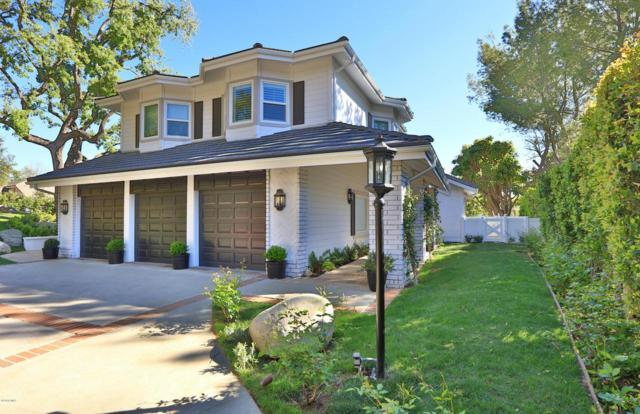 1608 Indian Pony Circle, Westlake Village, CA 91362 (#218014874) :: Lydia Gable Realty Group