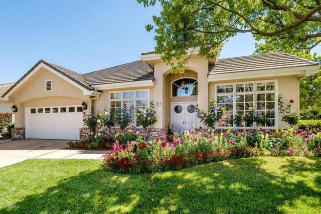 408 Braxfield Court, Lake Sherwood, CA 91361 (#218014888) :: Lydia Gable Realty Group