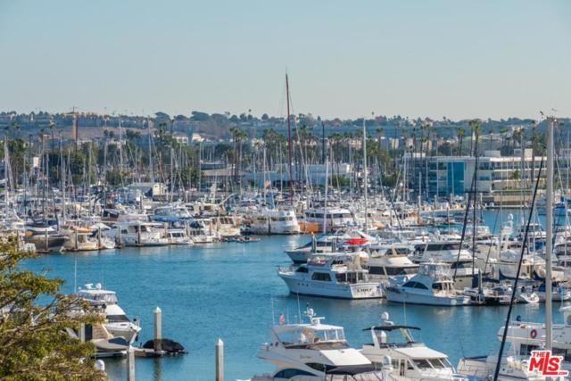 4335 Marina City Drive #140, Marina Del Rey, CA 90292 (#18414350) :: PLG Estates