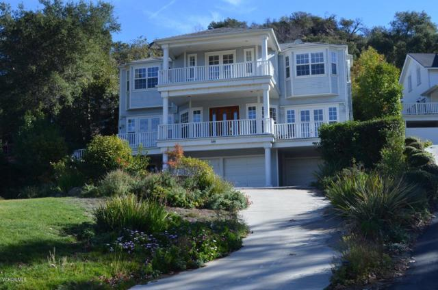 388 Lower Lake Road, Lake Sherwood, CA 91361 (#218014896) :: Lydia Gable Realty Group