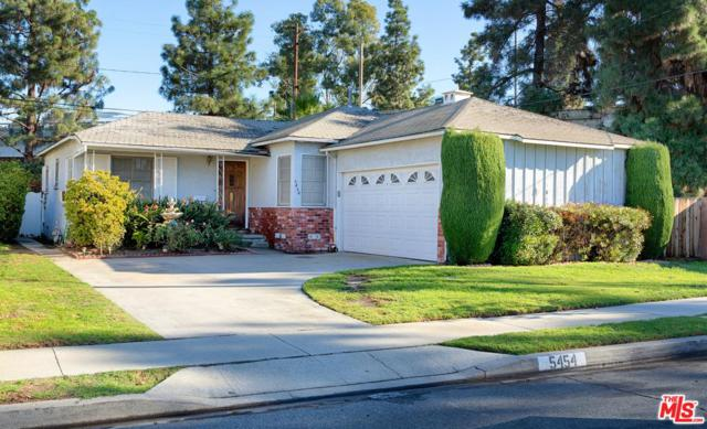 5454 Selmaraine Drive, Culver City, CA 90230 (#18414080) :: PLG Estates