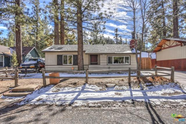 612 Barret Way, Big Bear, CA 92314 (#18414438PS) :: The Real Estate Offices of Talbot and Watson