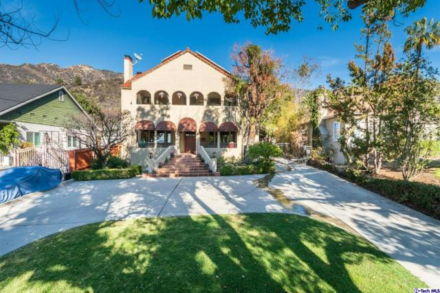 1741 W Mountain Street, Glendale, CA 91201 (#318004868) :: The Real Estate Offices of Talbot and Watson
