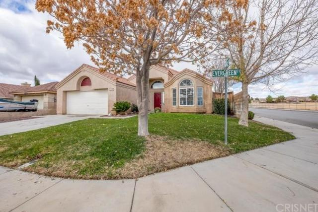 1125 Evergreen Court, Rosamond, CA 93560 (#SR18275949) :: The Real Estate Offices of Talbot and Watson