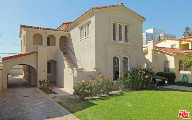217 S Hamilton Drive, Beverly Hills, CA 90211 (#18414516) :: The Fineman Suarez Team