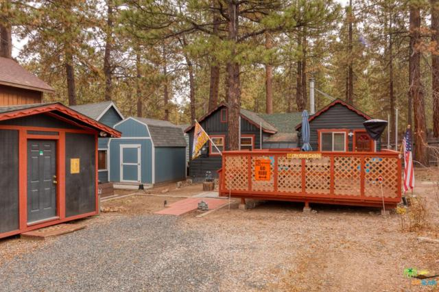440 Chip O Wood Lane, Big Bear, CA 92315 (#18414578PS) :: The Real Estate Offices of Talbot and Watson