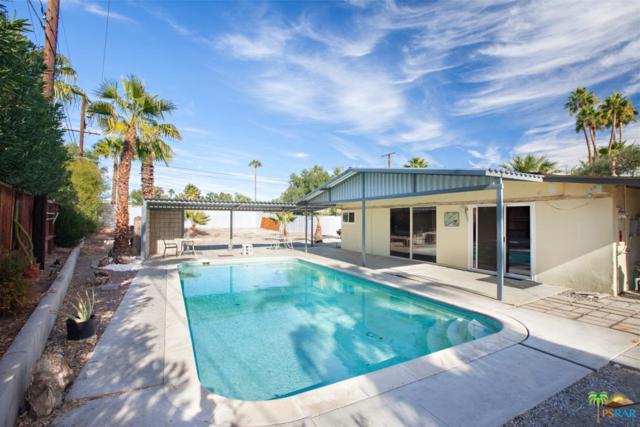 2335 N Rock Circle, Palm Springs, CA 92262 (#18411416PS) :: Desti & Michele of RE/MAX Gold Coast