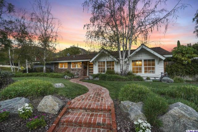 1480 Belleau Road, Glendale, CA 91206 (#318004939) :: Golden Palm Properties