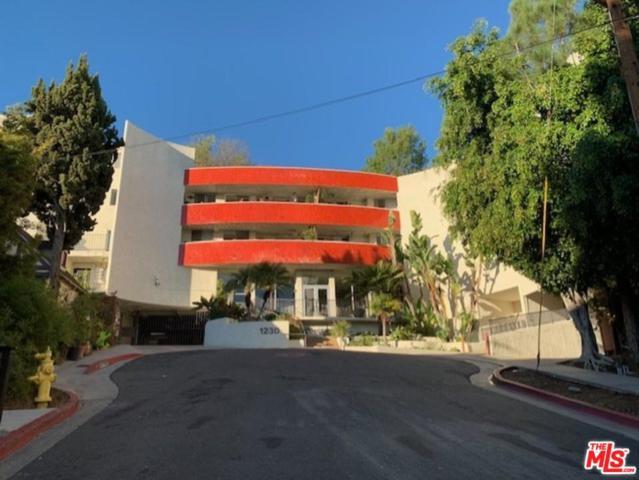 1230 Horn Avenue #620, West Hollywood, CA 90069 (#18414666) :: Golden Palm Properties